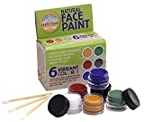 Natural Earth Paint - Natural Face Paint Kit