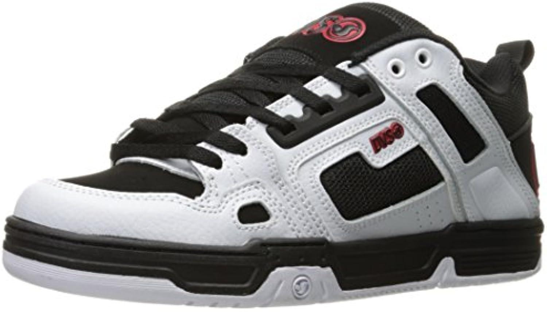 Scarpe Comanche Deegan nero nero nero bianca rosso skate hip hop-40.5 | Colore Brillantezza  c8ffc7
