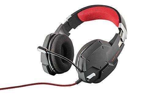 schwarz 350x260 mm Trust GXT 204 Hartes Gaming Mauspad