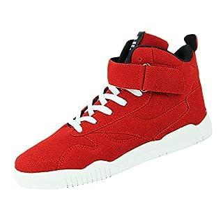 Manadlian Herren Sneakers Schuhe Beiläufig Sportschuh Rutschfest Basketball Verschleißfest Gemütlich Turnschuhe Nicht nur Spaß, sondern auch bequem