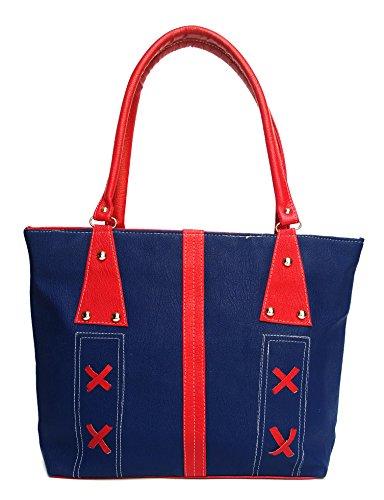 Alice Designer ladies handbag (NKS-006-GUN)  available at amazon for Rs.299
