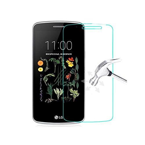 Generica - Protector de pantalla de Cristal Templado para LG K5 X220