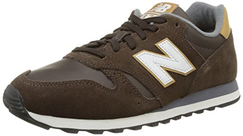 New Balance ML373 D, Herren Sneaker Braun (BSO BROWN)