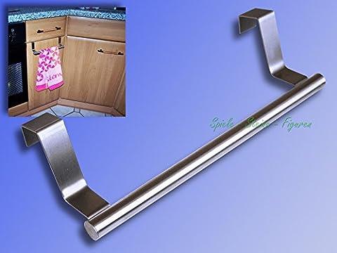 Edelstahl Handtuchhalter Tür Schrank Handtuch Kaffee Handtuchhalter Haken