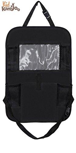 ❤ Organizer mit Taschen–Lehne von Sitz KFZ Sitzbezüge für Vordersitze-Schutzfolie ❤