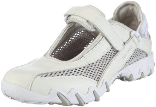 Allrounder by Mephisto NIRO N819, Scarpe sportive donna, Bianco (Weiss/WHITE), 38