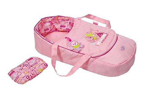 Zapf Creation 819951 - Baby born 2 in 1 Babytrage und Schlafsack (Chou Chou Puppe Zubehör)