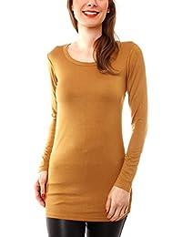 c3100f86badb9a Suchergebnis auf Amazon.de für: Damen-Shirt, curry - Gelb: Bekleidung