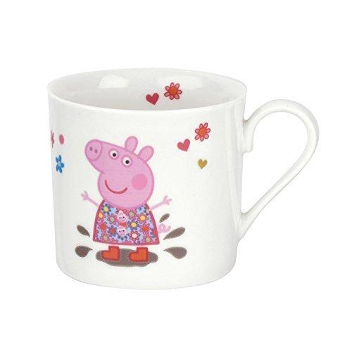 Peppa Pig - Taza, multicolor
