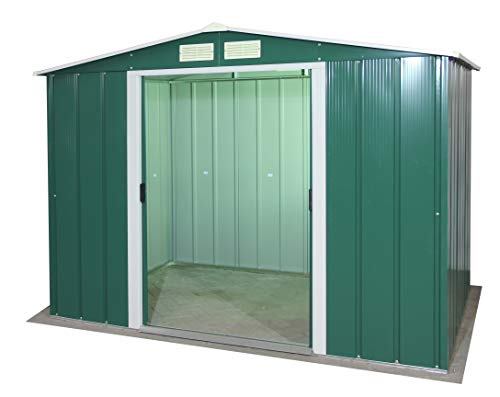 ECO Metal Shed 8\' x 6\'
