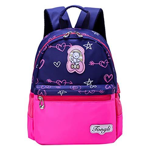 ster, Kinderrucksack, große Kapazität, S Tudent Bag Kids Kleinkind Baby Kinder Dinosaurier Schule Paket ()