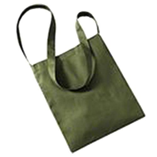 Westford Mill , Damen Tote-Tasche Einheitsgröße Olivgrün