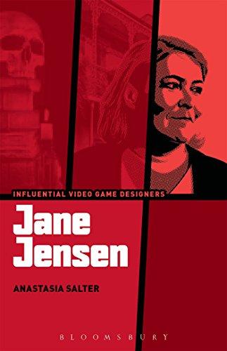 Jane Jensen: Gabriel Knight, Adventure Games, Hidden Objects (Influential Video Game Designers)