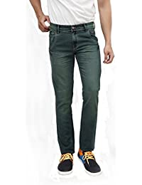 Poly Cotton Lycra Slim Fit Stretchable MENS ROGER By Uber Urban