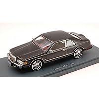 LINCOLN MARK VII 1984 BLACK 1:43 Neo Scale Models Auto Stradali modello modellino die cast