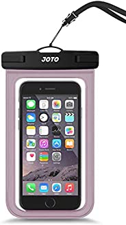 JOTO Universal Waterproof Pouch Cellphone Dry Bag Case for iPhone 13 Pro Max Mini, 12 11 Pro Max Xs Max XR X 8