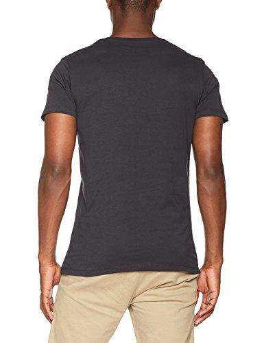ESPRIT, T-Shirt Uomo Grigio (Dark Grey 020)