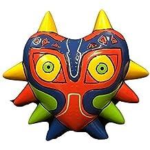 majoras de color Máscara - Zelda Estilo Duro Plástico - Universal con elástico correa