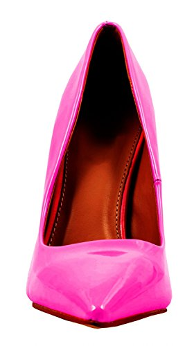Elara - Scarpe con cinturino alla caviglia Donna Fushia Paris