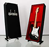 Miniatur Gitarre Replica: Eric Clapton