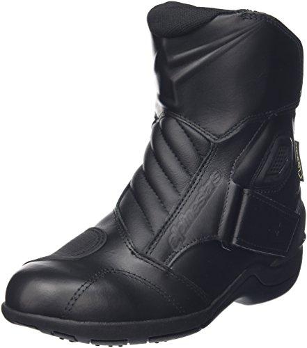 Alpinestars - Botas moto NEW LAND GORE-TEX® - Talla : 43 - Color : Negro