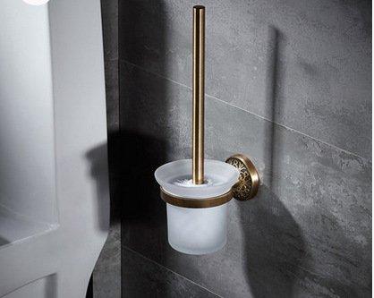 HOOM-Spazio di antiquariato in alluminio annata continentale PORTASALVIETTE MENSOLA PER BAGNO asciugamani da bagno accessori