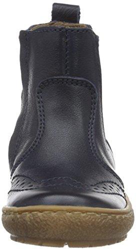 Bisgaard TEX boot, Bottes et bottines à doublure chaude fille Bleu (602 Blue)