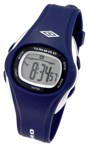 Umbro U672U - Reloj de caballero de cuarzo color azul claro