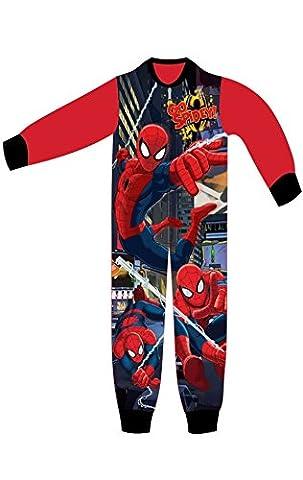 Marvel Spiderman garçons Onesies 4-5