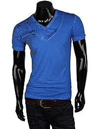 Tazzio chemise de polo pour homme polo à manches courtes pour homme