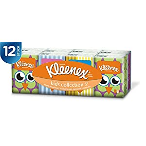 Kleenex Collection Kids Taschentücher Assortment