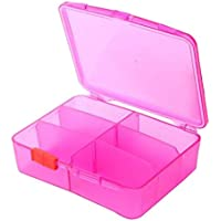 Pill Box Portable große Kapazität Medizin Box Medizin Dispenser Box #1 preisvergleich bei billige-tabletten.eu
