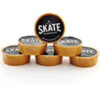 Skatewarehouse–Cera para tabla de skate - amarilla