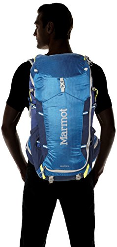 Marmot Graviton 34 Hiking Backpack Blue Night/Dark Ink