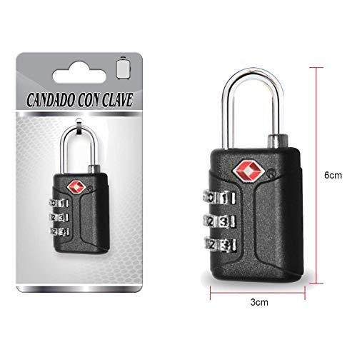Dabuty Online, S.L. Candado Maxima Seguridad Clave