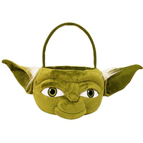 Disney Star Wars Yoda Plush Basket Jumbo Korb (Besen Böse Hexe)