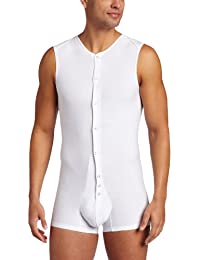 Unico Body Clásicos Blanco para Hombres