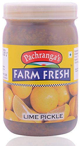 Pachranga Farm Fresh Lime Pickle - 400 Gram