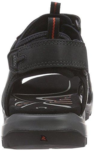 ECCO Offroad, Scarpe Sportive Outdoor Uomo Nero (BLACK12001)