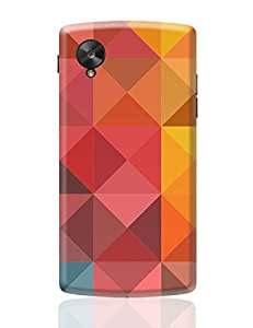 PosterGuy Google Nexus 5 Case Cover - Mosaic Mosaic,Art,Colour,Color,Colourful,Design,Pattern,Bright,Dazzle,Colours,Cool,Warm,Abstract,Shades,Tints,