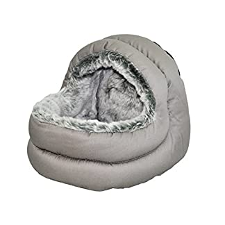Rosewood 19604 Snuggles Two-Way Hooded Bed 11