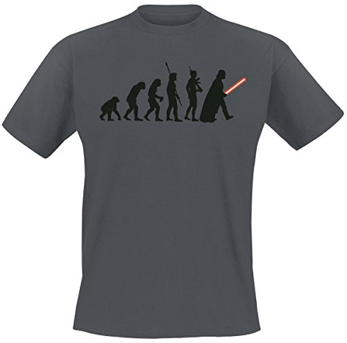 Dark Force Evolution T-Shirt carbone S