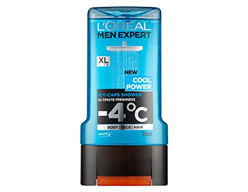Loreal Men Expert Cool Power -4'C Shower Gel 300 ML