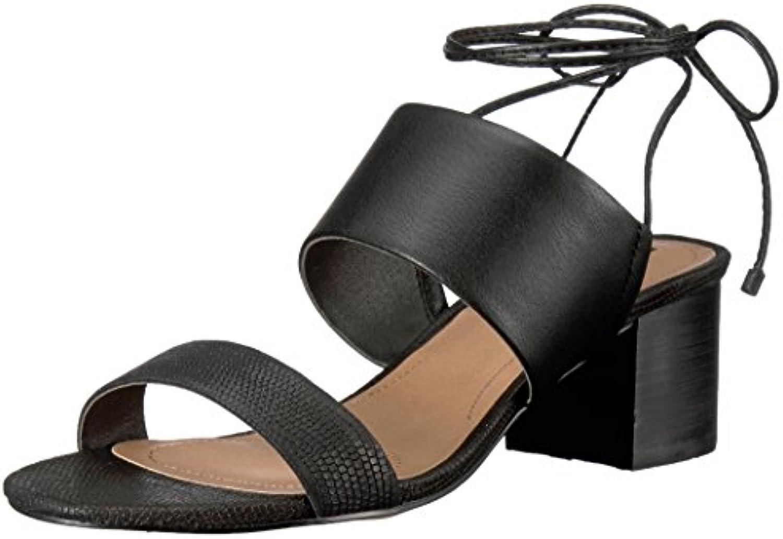 e5eb2af49e8 Tahari Womens Doe Leather nhta-29755 Sandals Round Parent Toe Casual Mule  Sandals B01M5KO5KA Parent 1f71d9e