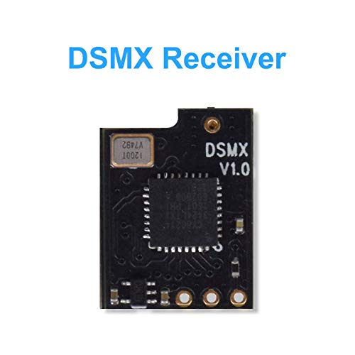 BETAFPV DSMX Receiver Compatiable with DSM2 DSMX Series Transmitter for Micro FPV Tiny Whoop Drone