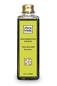 Auravedic Mahabhringraj Hair Oil, 100 ml