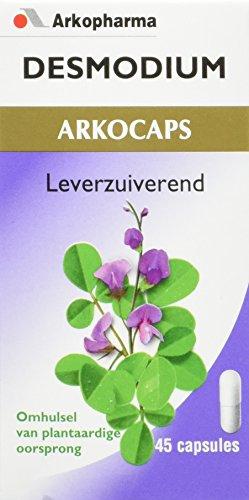 Arkopharma Phytothérapie Standard Arkogélules Desmodium Flacon de 45 Gélules