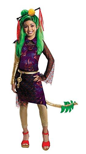 Générique Déguisement luxe Jinafire Monster High fille