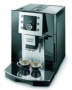 """Delonghi Perfecta ESAM 5400 Machine à café Automatique avec buse vapeur """"Cappuccino"""" - Noir"""