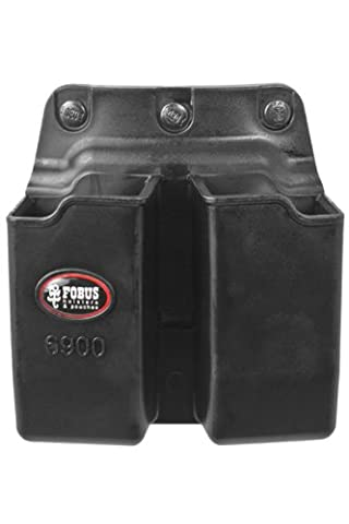 Holsters FOBUS BLT DBL MAG PCH S&W MP 9MM .40